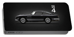 Aston Martin Db4 1963 Portable Battery Charger