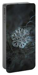 Snowflake Photo - Alcor Portable Battery Charger