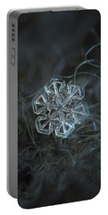 Snowflake Photo - Alcor Portable Battery Charger