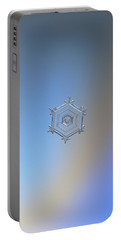 Portable Battery Charger featuring the photograph Serenity by Alexey Kljatov