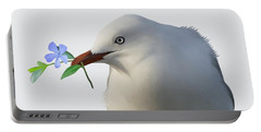 Seagull Portable Battery Charger by Ivana Westin