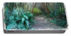 In The Bush Portable Battery Charger by Ivana Westin
