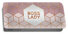 Boss Lady Portable Battery Charger