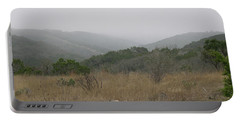 Road To Lost Maples Portable Battery Charger by Felipe Adan Lerma
