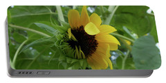 Sunflower Rising Portable Battery Charger
