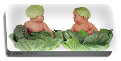 Cabbage Kids Portable Battery Charger