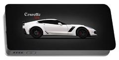 Corvette Z06 Portable Battery Charger