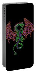 Jeweled Dragon Portable Battery Charger