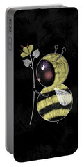 B Is For Bumble Bee Portable Battery Charger