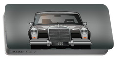 Euro Classic Series Mercedes-benz W100 600 Portable Battery Charger