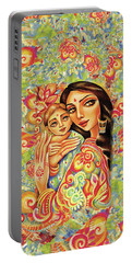 Goddess Blessing Portable Battery Charger