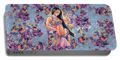 Dancing In The Mystery Of Shahrazad Portable Battery Charger