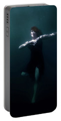 Dancing Under The Water Portable Battery Charger