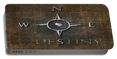 Destiny Portable Battery Charger