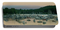 Sunrise Over Mallets Bay Variations - Three Portable Battery Charger