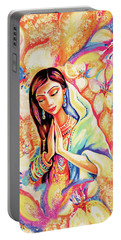 Little Himalayan Pray Portable Battery Charger
