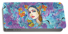 The Veil Of Aish Portable Battery Charger