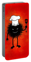 Evil Bug Chef Loves To Cook Portable Battery Charger