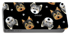 Cosmo And Chewie Portrait Portable Battery Charger