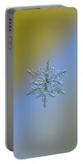 Snowflake Macro Photo - 13 February 2017 - 1 Alt Portable Battery Charger