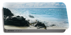 Portable Battery Charger featuring the photograph Daydream by Sharon Mau