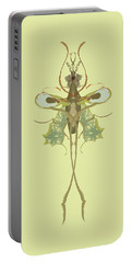 Mosquito Specimen Portable Battery Charger