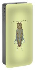 Cockroach Specimen Portable Battery Charger