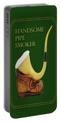 Calabash Pipe For Handsome Smokers Portable Battery Charger