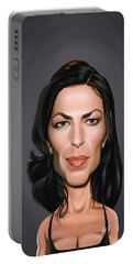 Celebrity Sunday - Claudia Black Portable Battery Charger