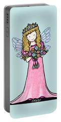 Kiniart Faerie Princess Portable Battery Charger