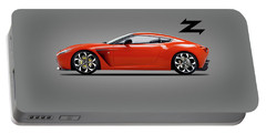The Zagato V12 Portable Battery Charger