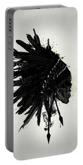 Warbonnet Skull Portable Battery Charger