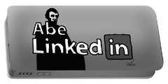 Abe Linkedin Portable Battery Charger