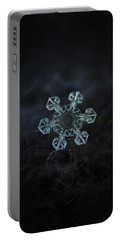 Real Snowflake - Ice Crown New Portable Battery Charger