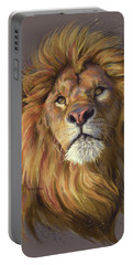 Big Five Paintings Portable Battery Chargers