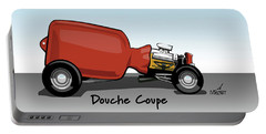 Douche Coupe Portable Battery Charger