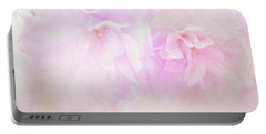 Cherry Blossom Valentine Portable Battery Charger