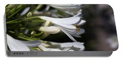 Reaching Out Agapanthus Portable Battery Charger