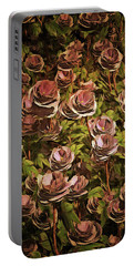 Blue Moon Roses Portable Battery Charger