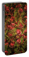 Cardinal Richelieu Roses Portable Battery Charger