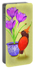 Hello Spring Portable Battery Charger