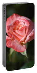 Romancing With Rose Portable Battery Charger