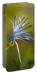 Beautiful Dancing Daisy Flower Portable Battery Charger