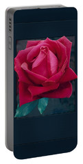 Rose Of Many Colors Portable Battery Charger