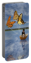 Butterfly Sailing Portable Battery Charger