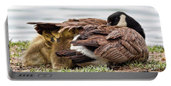 Under Mom's Wing Portable Battery Charger