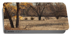 Shades Of Autumn Portable Battery Charger by Bill Kesler