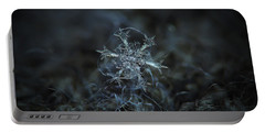 Snowflake Photo - Starlight Portable Battery Charger