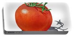 Artz Vitamins Tomato Portable Battery Charger