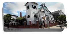 Asamblea Evangelica Evergreen Church Portable Battery Charger